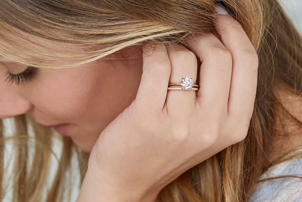 custom engagement rings DC